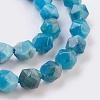 Natural Apatite Beads StrandsG-F568-025-5mm-3