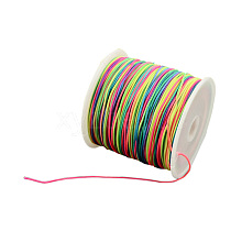 Braided Nylon Thread NWIR-R006-0.8mm-001