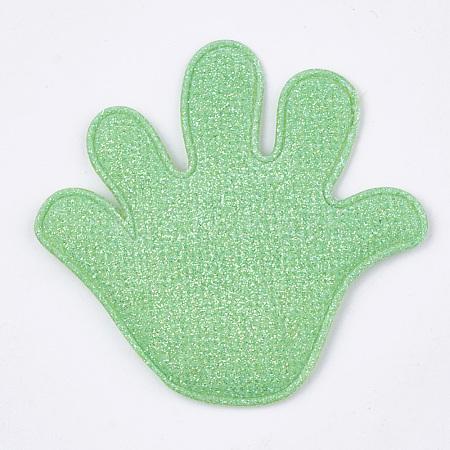 Glitter PU PatchesFIND-S282-09D-1