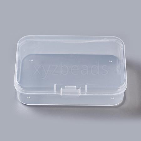 Plastic Bead ContainersX-CON-F005-14-A-1