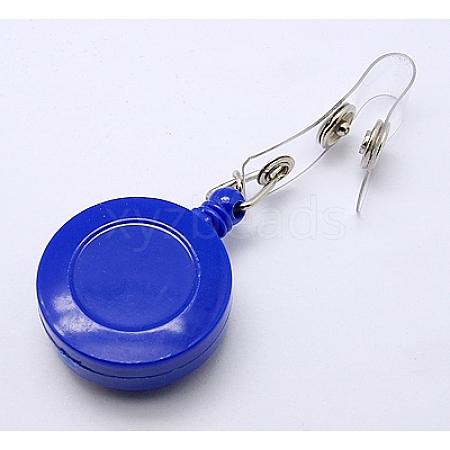 Plastic Retractable Badge ReelHJEW-H012-4-1