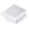 Cardboard Jewelry BoxesCBOX-S018-08F-7