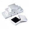 Cardboard Jewelry BoxesCBOX-S018-08F-1