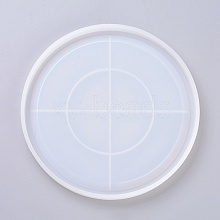 Silicone Cup Mats Molds DIY-G009-25
