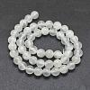 Natural Selenite Beads StrandsG-G792-24C-2