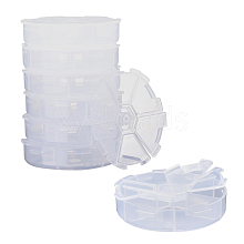 Plastic Bead Containers CON-WH0003-02