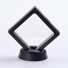 Plastic Frame Stands ODIS-P005-01-70x70mm-B