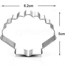 304 Stainless Steel Cookie Cutters DIY-E012-07C