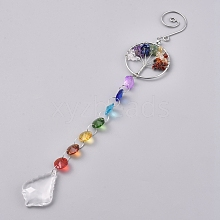 Crystals Chandelier Suncatchers Prisms AJEW-WH0021-50A