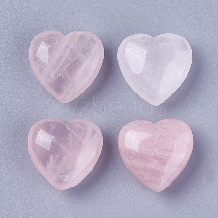 Natural Rose Quartz Beads G-O174-13-1